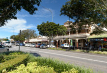 The Heritage Streetscape project aimed at protecting the visual amenity of the Childers main street remains a priority for the Childers Chamber of Commerce.