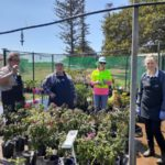 Nardoo Nursery volunteers