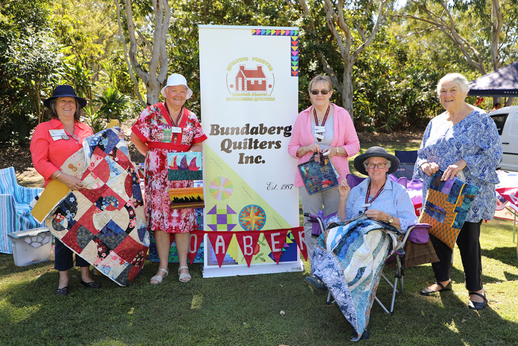 The aptly called 2020 Seniors Celebrate – Let's Reconnect Day, held at the Botanic Gardens on 19 August saw seniors reconnecting and recharging with U3A groups, quilters and more.