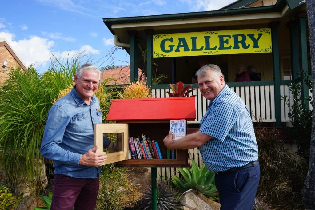 Gin Gin Little Free Library
