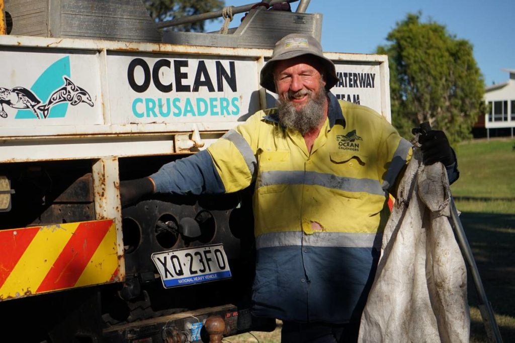 community education Ocean Crusaders
