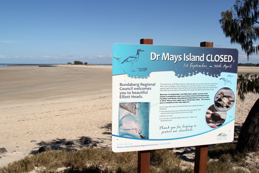 Dr May's Island