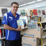 annual rotary book sale