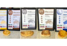 Australia's Best Pie and Pastie Comp