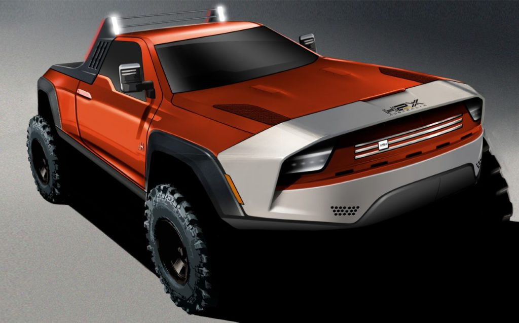 H2X-Hydrogen-Fuel-Cell-Ute-propotype-planned-for-the-Australian-market