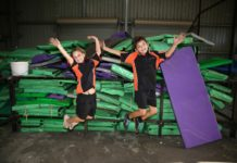 Totally Flipt trampolining centre, which is hoping to open in Bundaberg early next year.