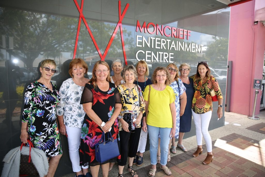 Moncrieff's free films have proven popular, with Bundaberg residents taking advantage of the free community events.