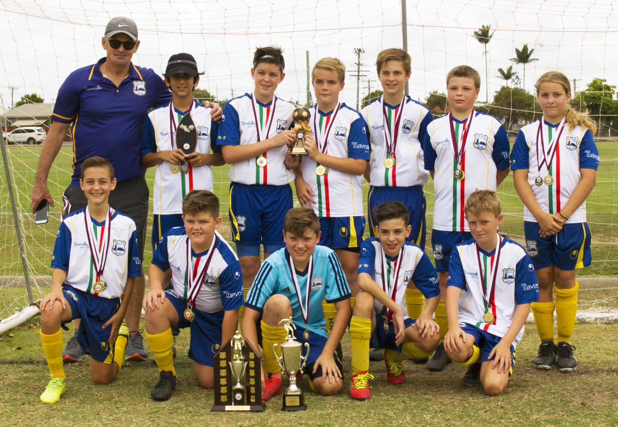 ATW Hammers Under 12 Grand Final Team