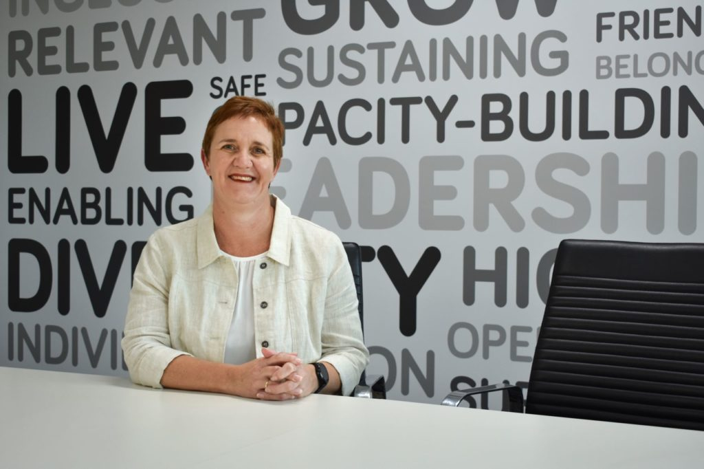 IMPACT Community Services new Board Chair