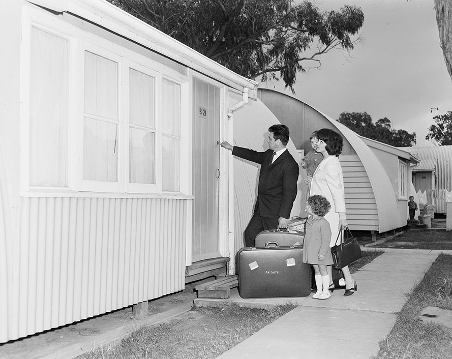 A Place to Call Home? Migrant hostel memories will be exhibiting at the Hinkler Hall of Aviation from 9 November.