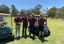 Lifeflight golf day
