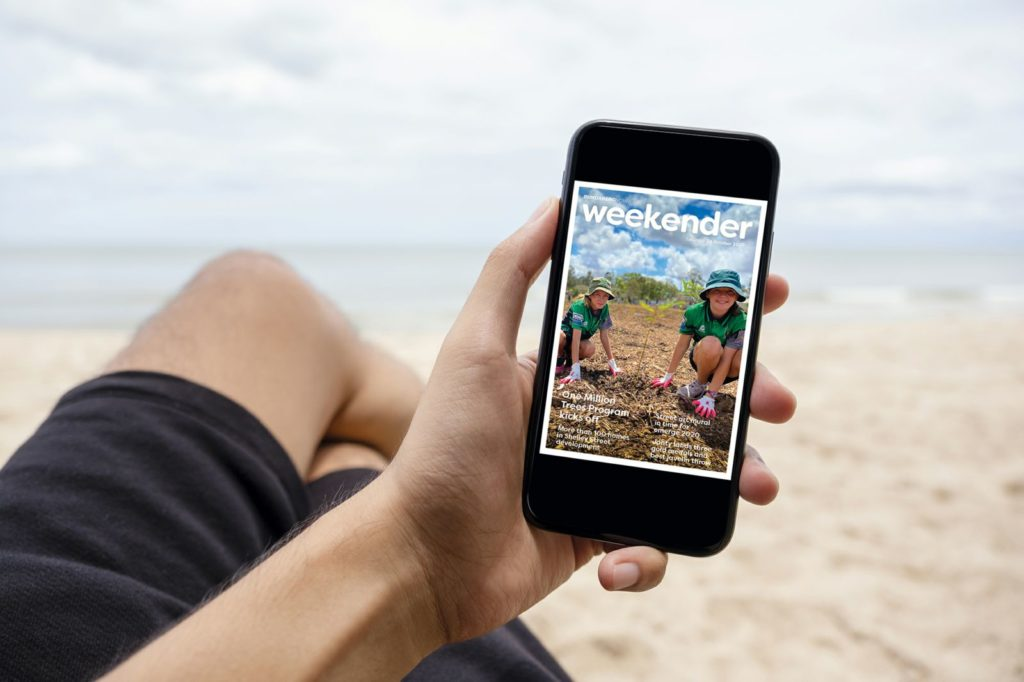 Bundaberg Now Weekender magazine