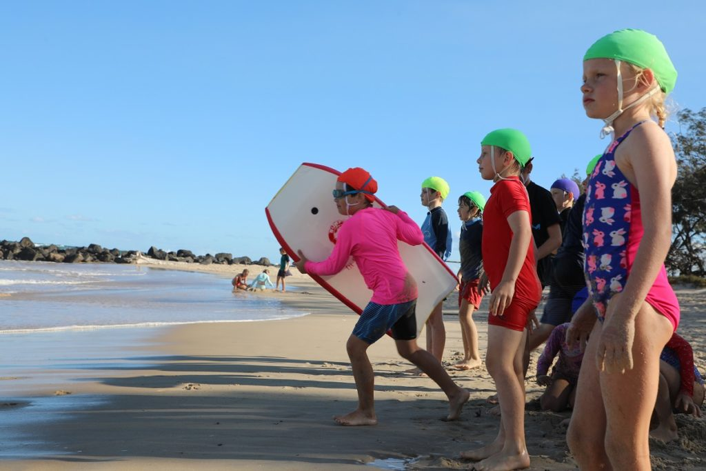 The Elliott Heads State School has partnered with Surf Life Saving Queensland