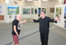 Bundaberg Art Prize judge