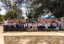White Ribbon Day Bundaberg South State School