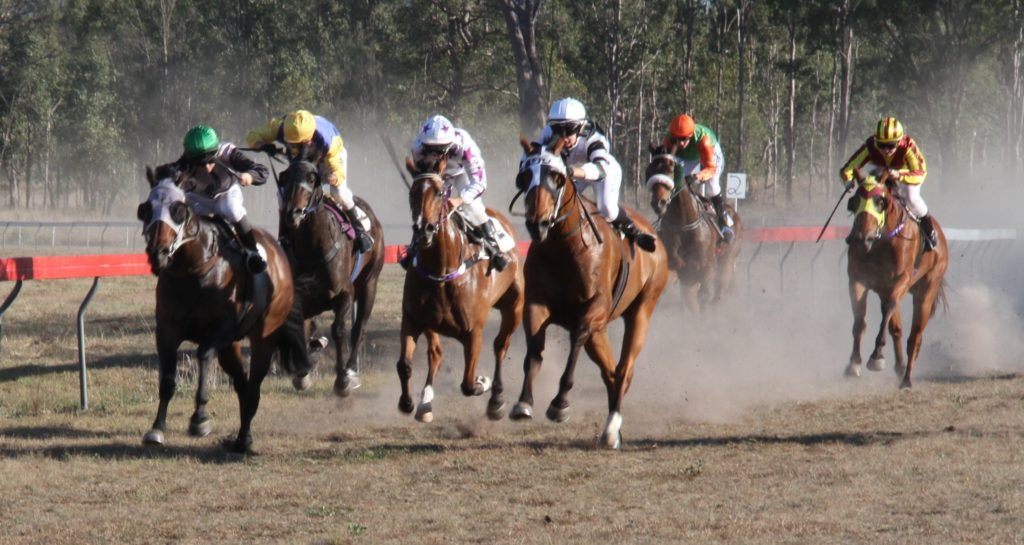 Mt Perry races