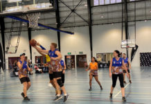 PCYC Cluster Basketball Carnival