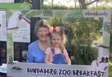 first Zoo breakfast series