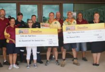 Bundaberg 4WD Club donations