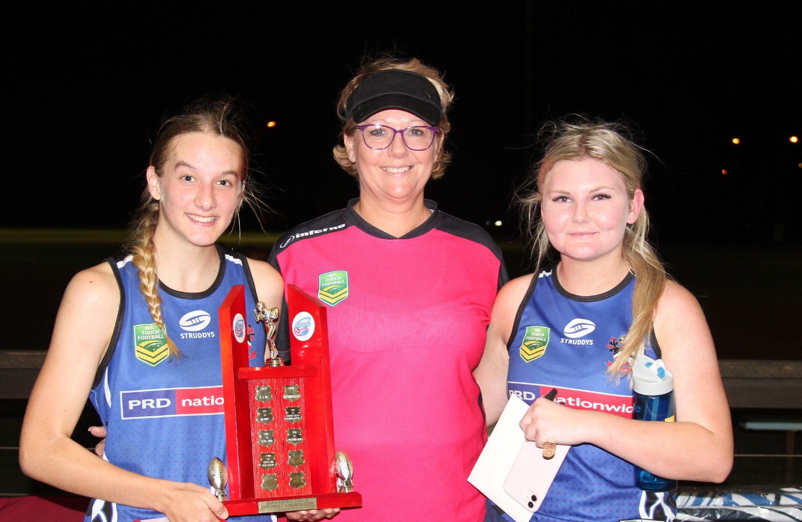 Bundaberg Touch women's final