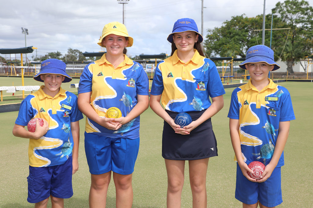 Junior State Lawn Bowls Championships