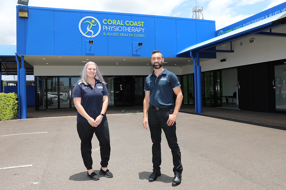 Coral Coast Physiotherapy clinic