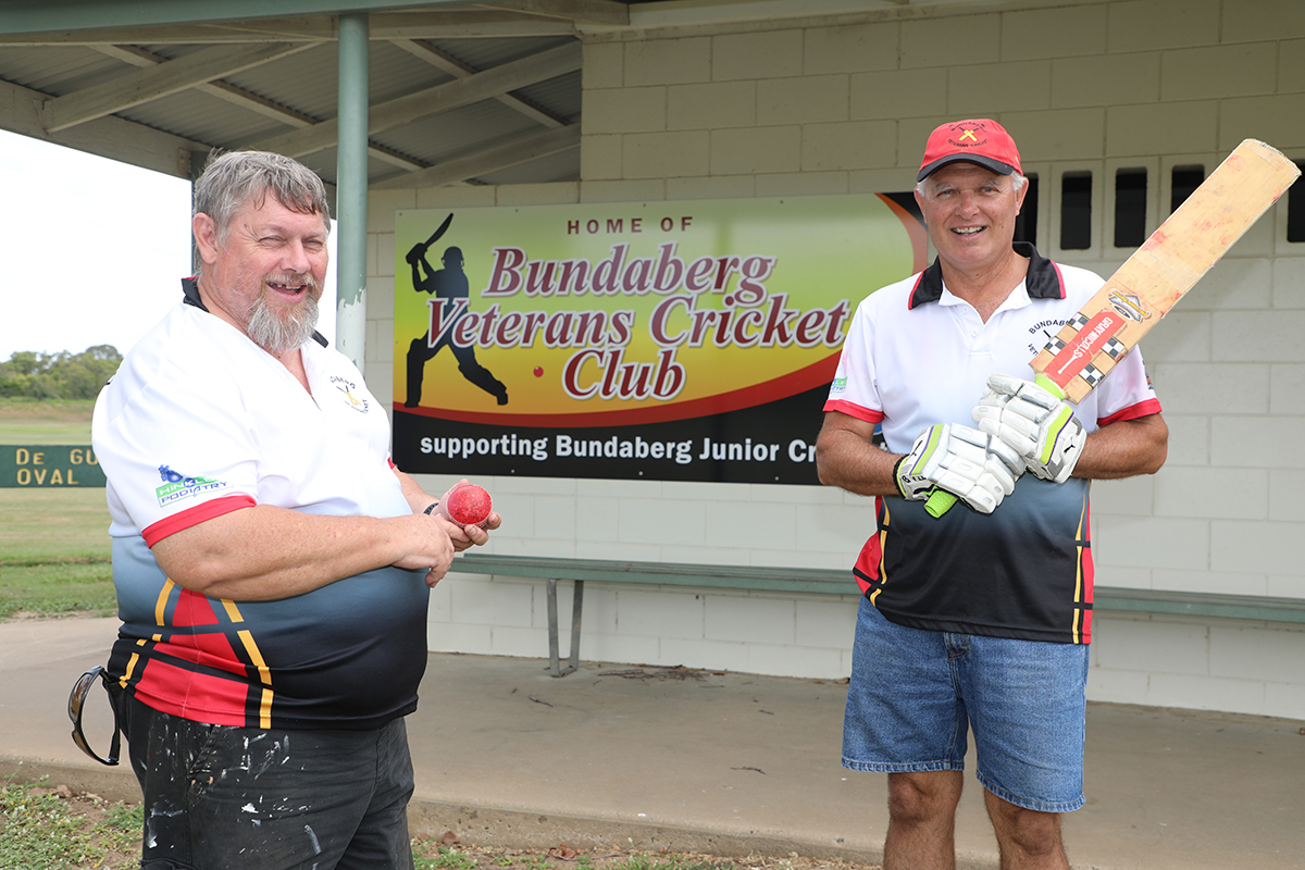 Bundaberg Junior Cricket