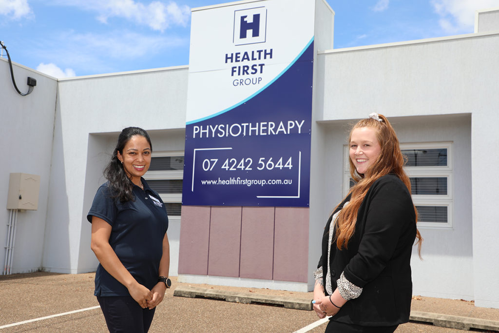 Health First Bundaberg physiotherapy