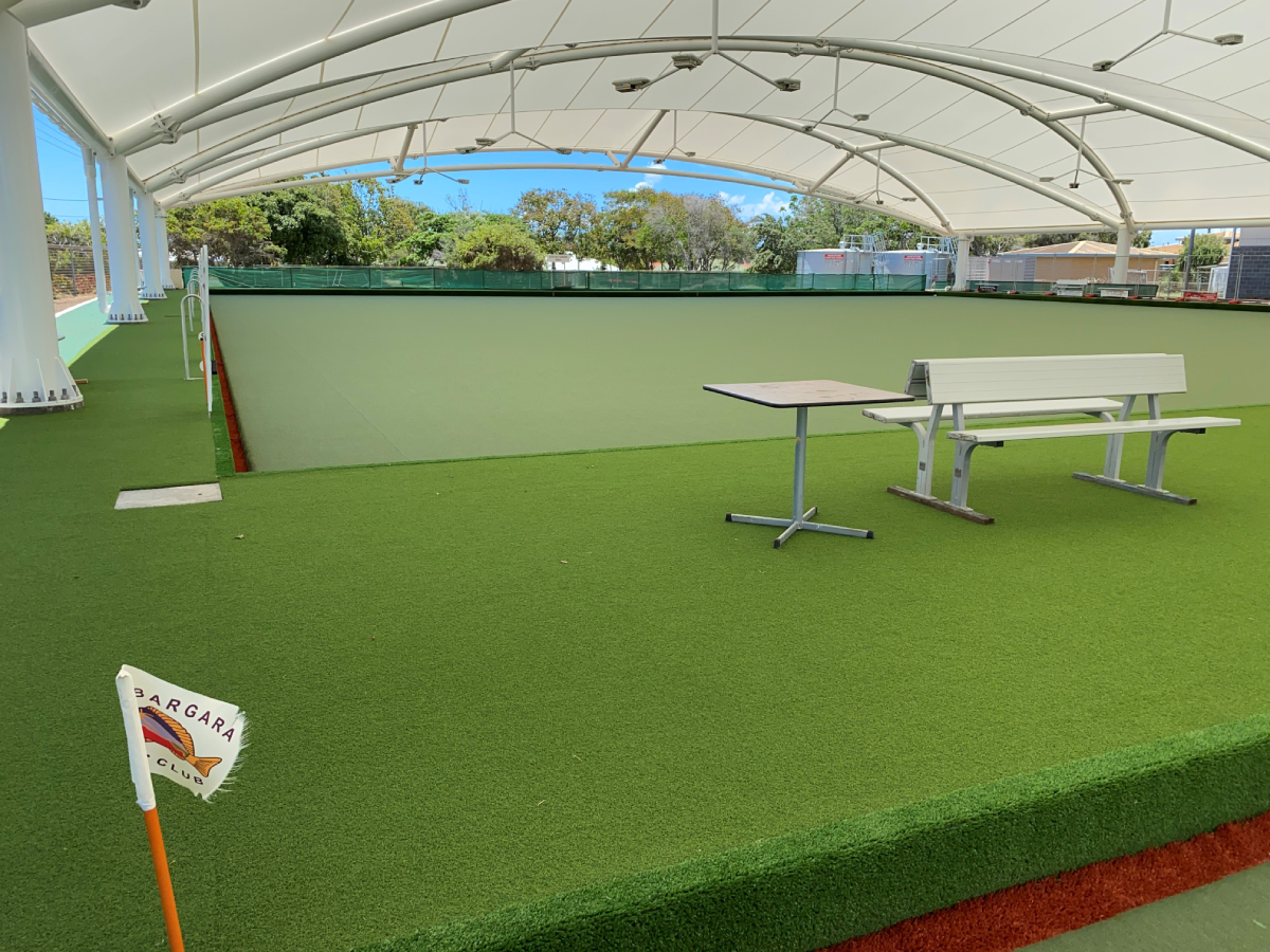 Bargara Bowls Club's new facility