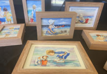 Bundaberg Art Society miniatures exhibition