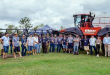 Case IH sugarcane conference