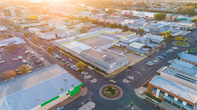 Bundaberg Central shopping centre