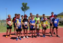 Central Coast Regional Athletics Carnival