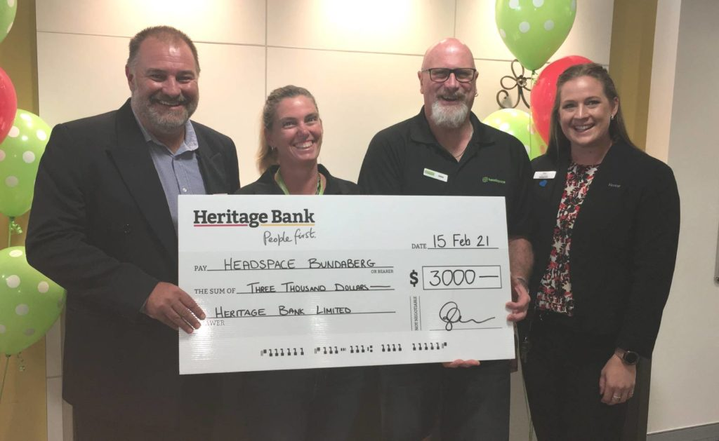 Heritage Bank Headspace