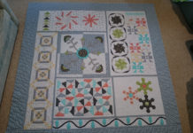 Introduction to Patchwork and Quilting