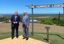 Governor at The Hummock