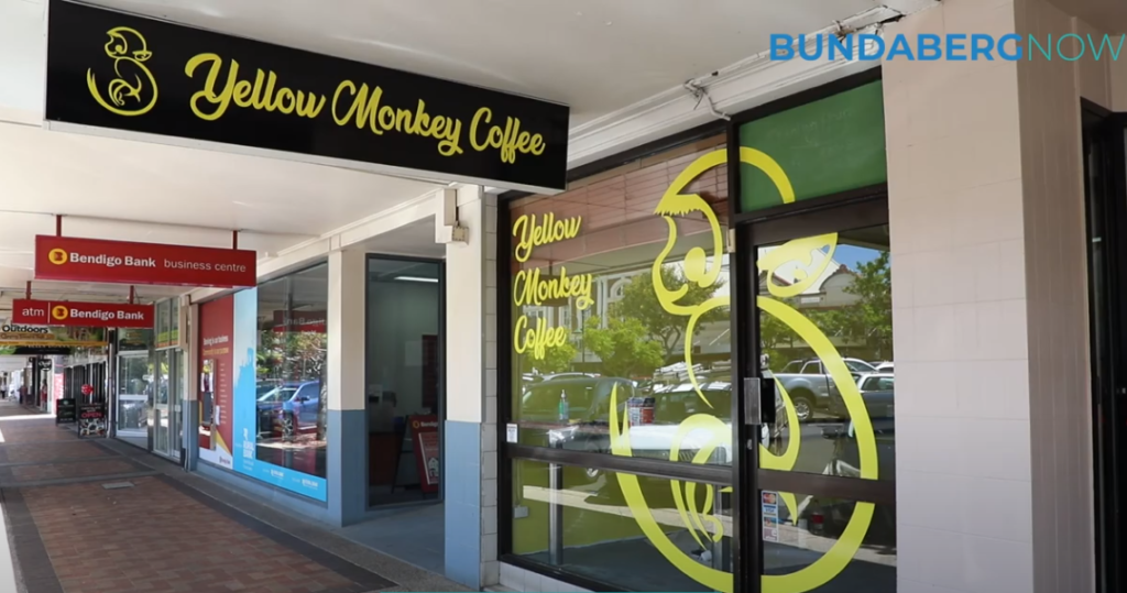 Yellow Monkey Coffee
