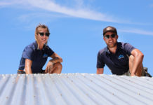 J&A metal roofing