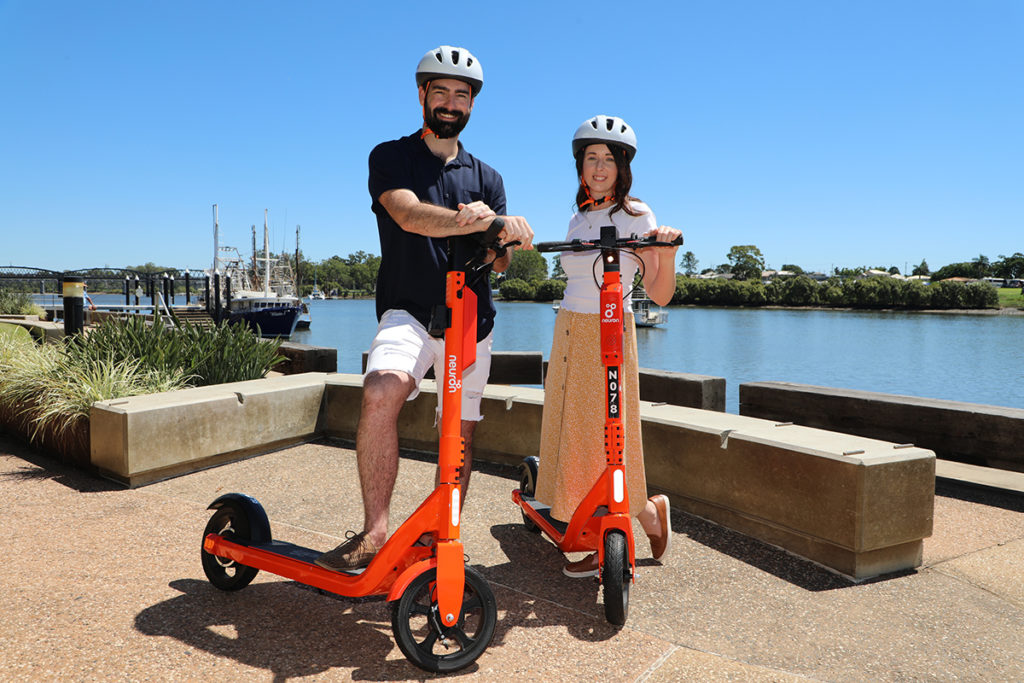 Neuron Scooters