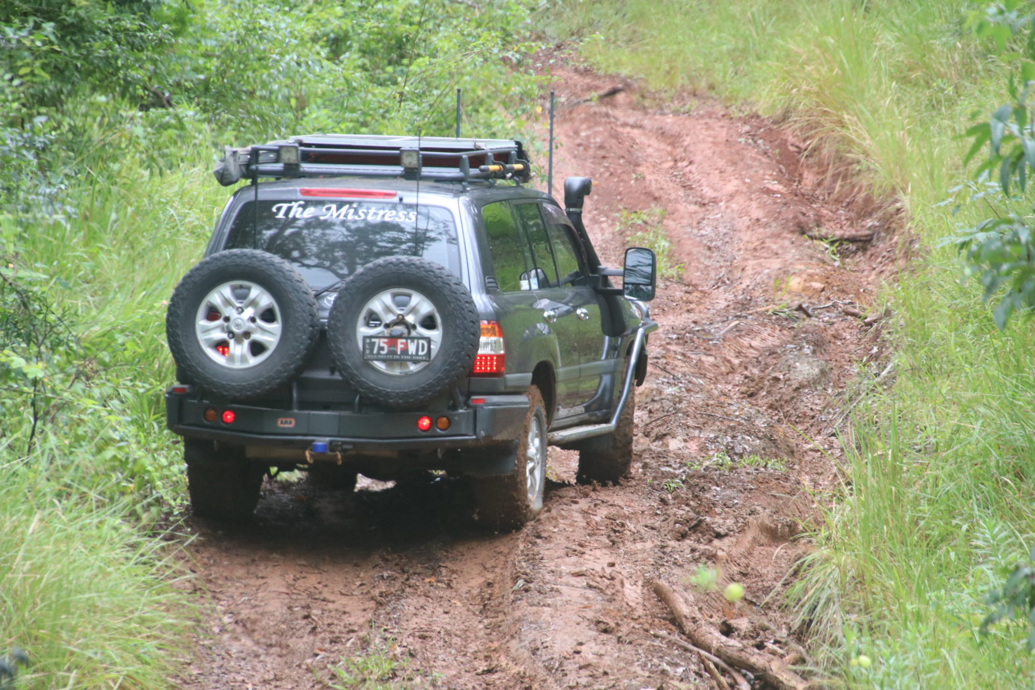 4WD Easter
