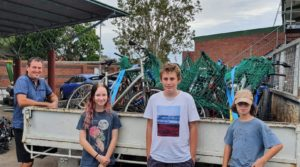 unclaimed bikes