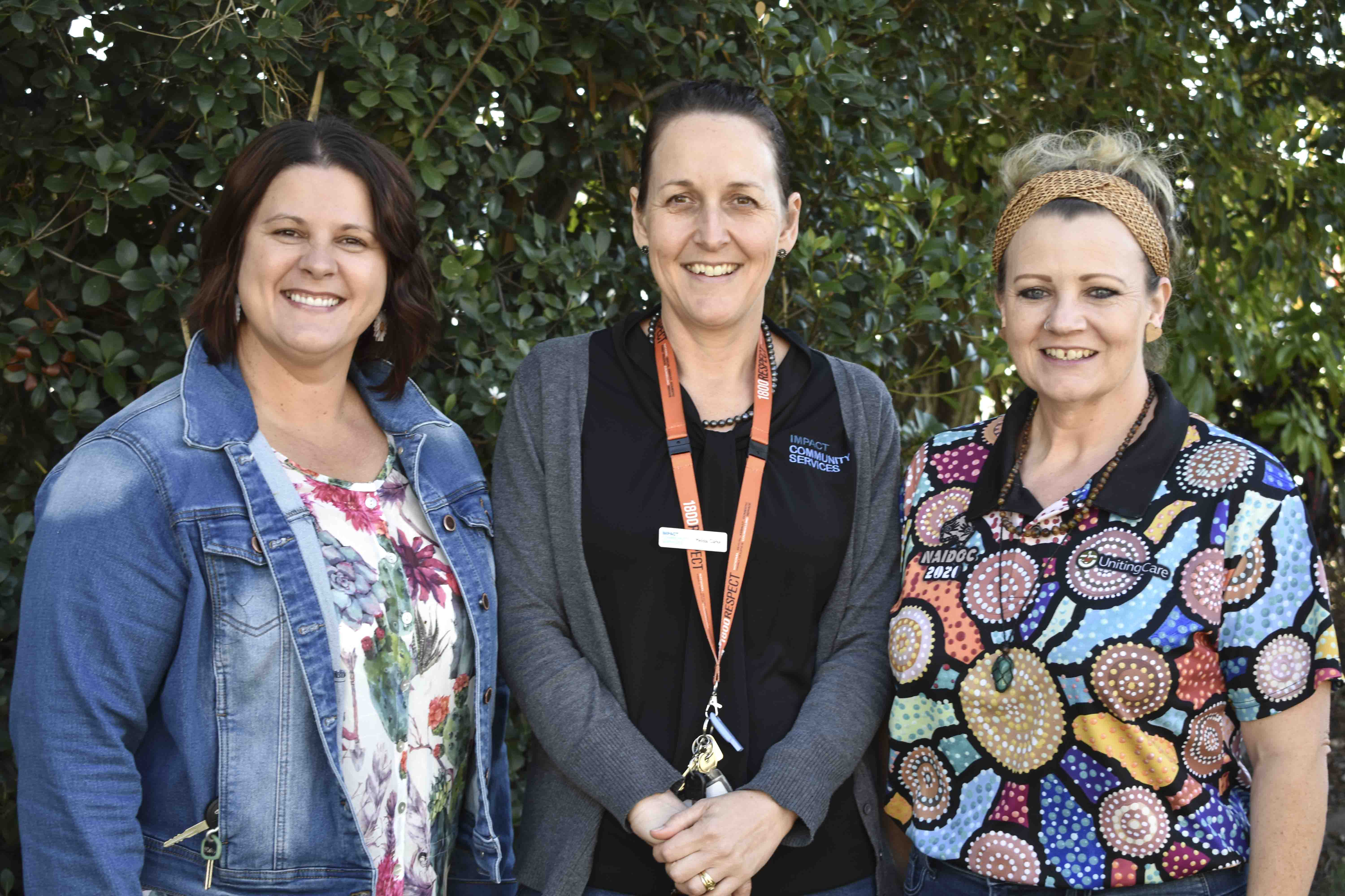 Coming together to tackle domestic violence