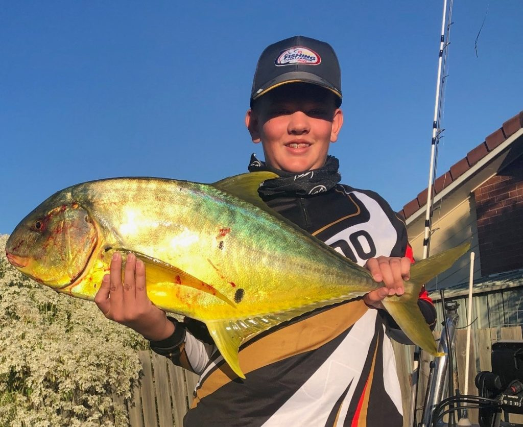Good weather has seen some cracker catches