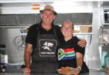 JAZ Authentic South African Food