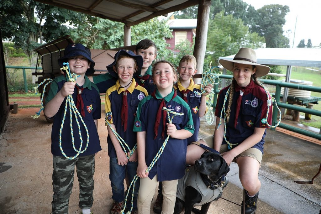 childers scouts