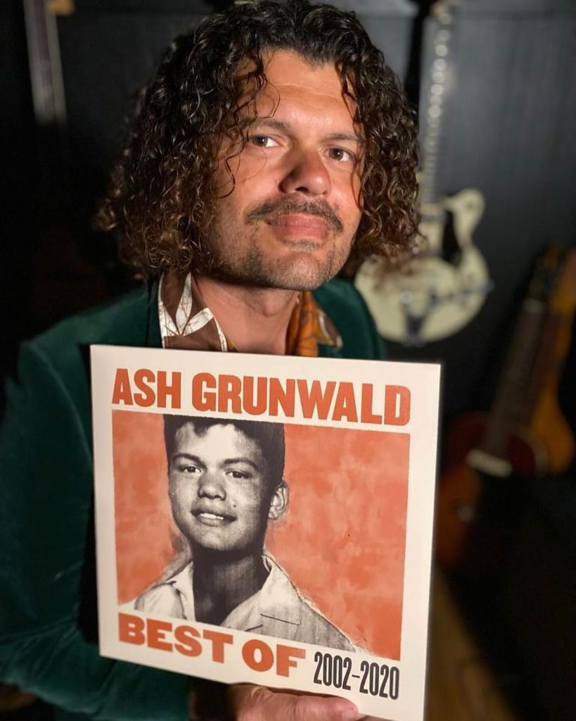 Ash Grunwald will also perform at various events throughout Milbi Festival.