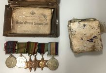 Woodgate medals