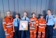 SES unit of the year